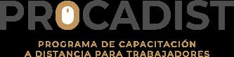 PROCADIST | Programa de Capacitación a Distancia para Trabajadores.
