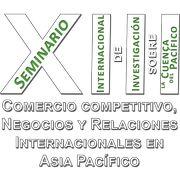 XIII Seminario Internacional sobre la Cuenca del Pacfico
