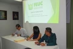 sesión ordinaria FEUC (2)