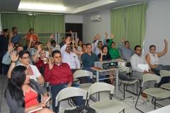sesión ordinaria FEUC (4)