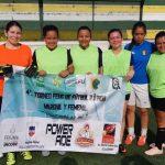 Fecha 4 del 4o Torneo de Futbol Rápido