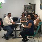 Exitosa Campaña de afiliación en Manzanillo