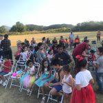 Egresados/as organizan posada en comunidad