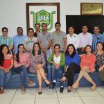 Reunión general con presidentes de asociaciones de egresados